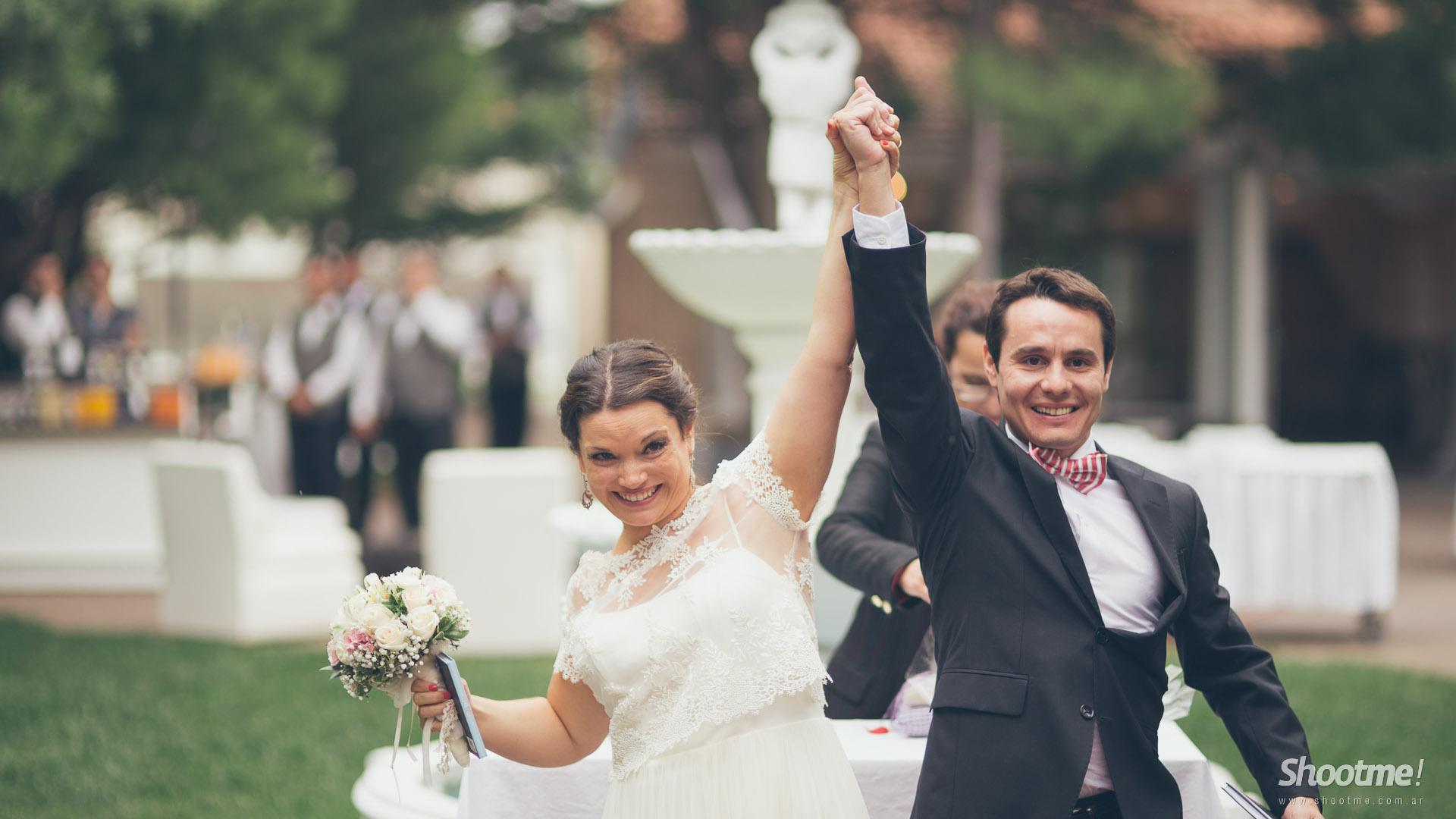 Casamiento Juli y Martin, Bahia Blanca