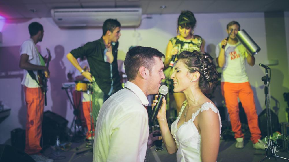casamiento pame y ger en bahía