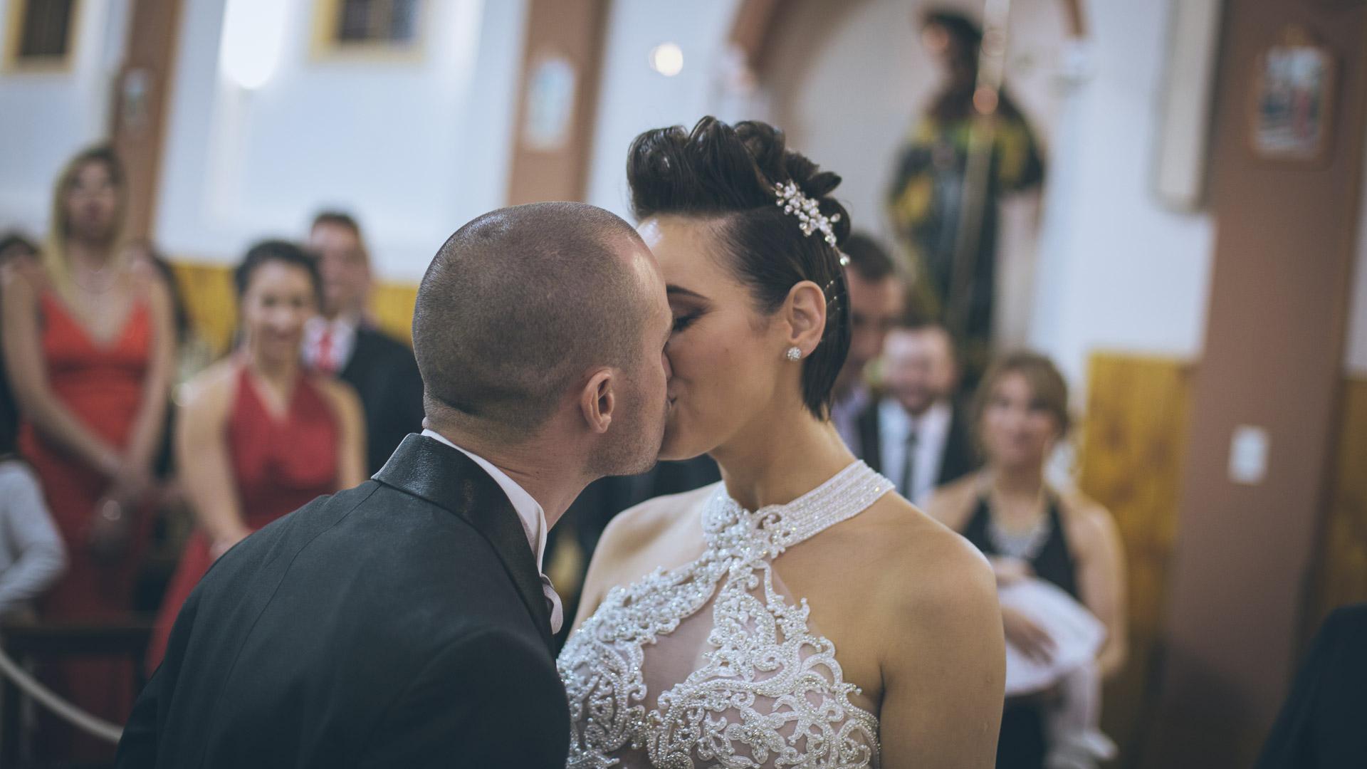 Bodas en Bahia, un casamiento en la iglesia san roque